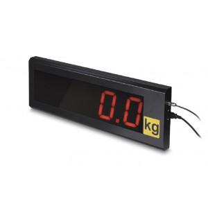 Remote display voor BFA, BFB, IFB, NFB, UFA en UFB